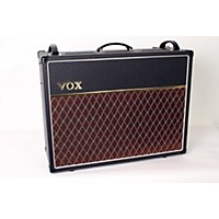 Used Vox Custom Ac30c2x 30W 2X12 Tube Guitar Combo Amp Black 888365902494
