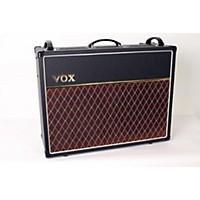 Used Vox Custom Ac30c2x 30W 2X12 Tube Guitar Combo Amp Black 888365902494