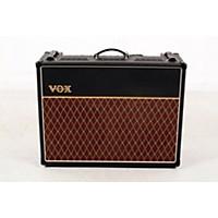 Used Vox Custom Ac30c2x 30W 2X12 Tube Guitar Combo Amp Black 888365955919