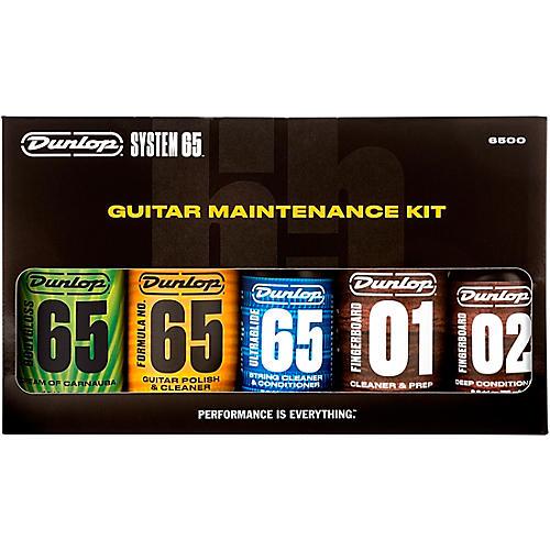 Dunlop System 65 Guitar Maintenance Kit Musician S Friend