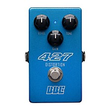BBE 427 Distortion Guitar Effects Pedal