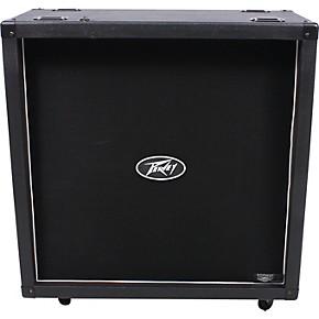 peavey 430 4x12 guitar speaker cabinet black straight musician 39 s friend. Black Bedroom Furniture Sets. Home Design Ideas