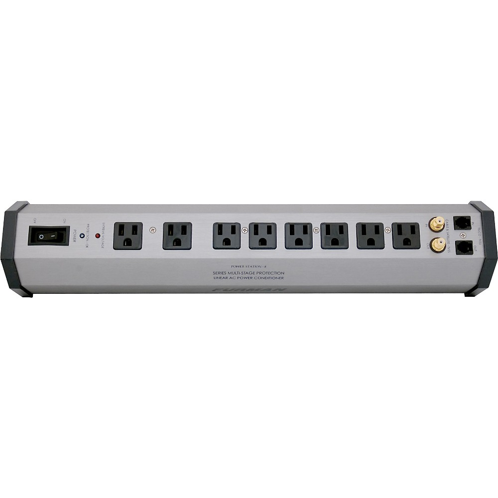 Used Furman Pst-8 Power Station Series Ac Power Conditioner (430889L USED004000 PST-8) photo