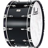Pearl Concert Bass Drum Midnight Black 14X28