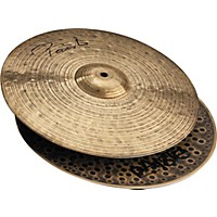 Paiste Signature Series Dark Energy Mki Hi-Hat Cymbal Pair  14 In.