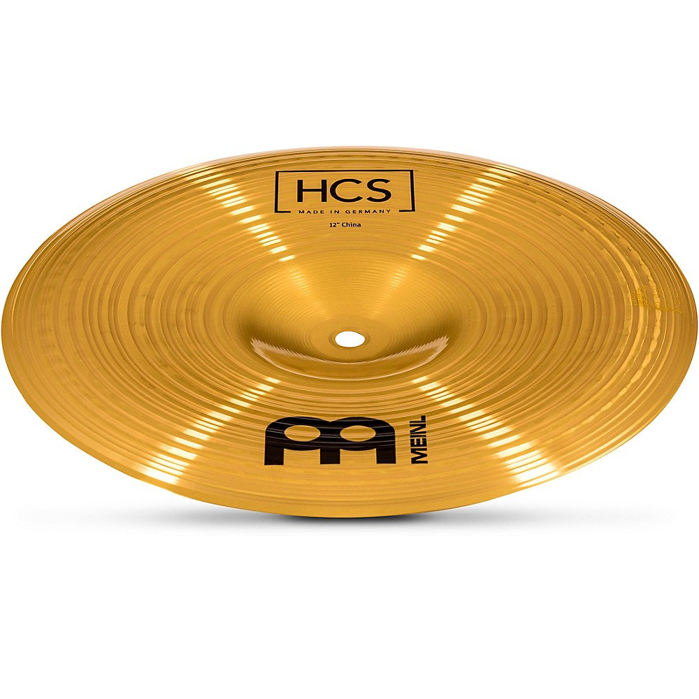 meinl hcs china cymbal 12 in ebay. Black Bedroom Furniture Sets. Home Design Ideas