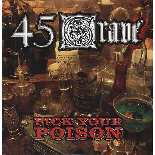 Alliance 45 Grave - Pick Your Poison