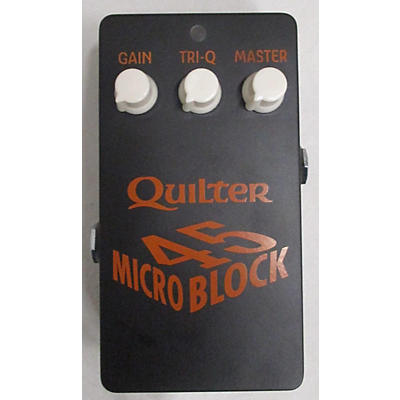 Quilter Labs 45 MICRO BLOCK Guitar Power Amp