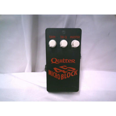 Quilter Labs 45 Micro Block Guitar Preamp