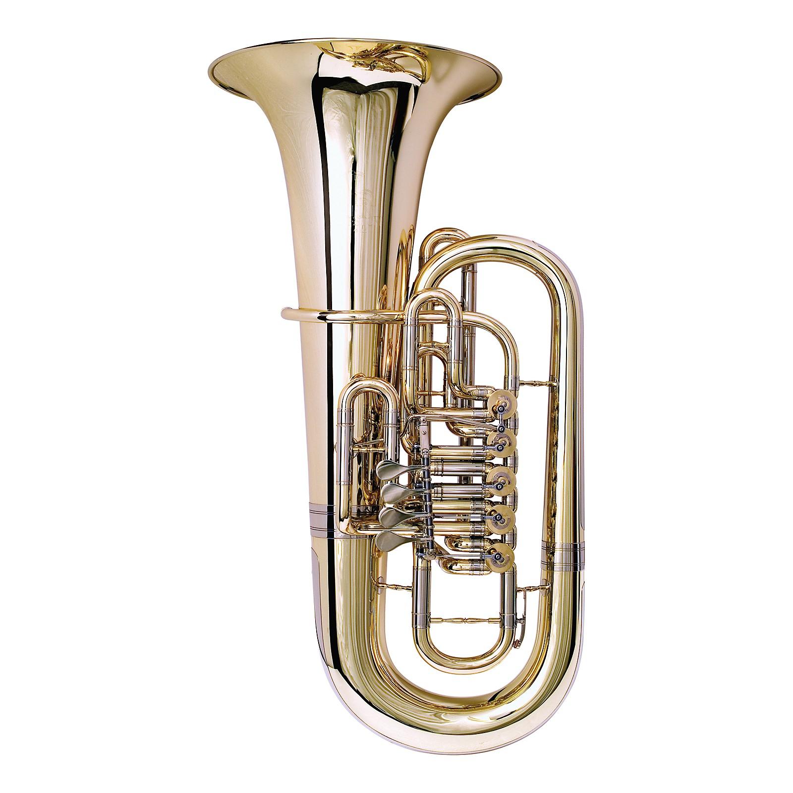 Meinl Weston 45 SLZ 6/4 5 Rotary Valve F Tuba