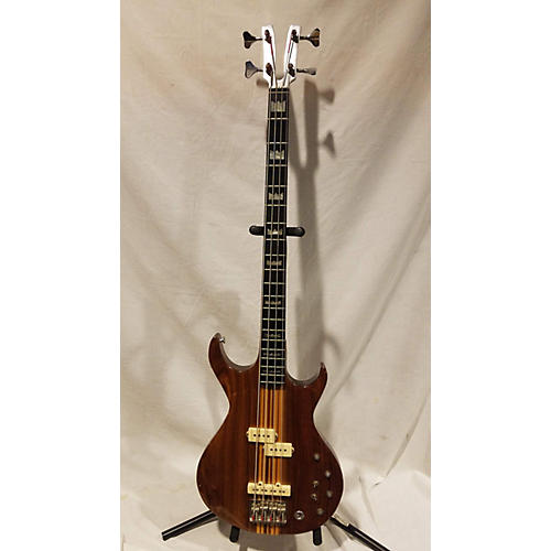 Kramer 450B Electric Bass Guitar Natural