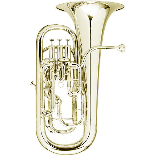 Meinl Weston 451 Series Compensating Euphonium Silver plated