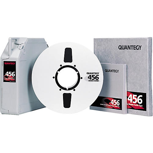 Quantegy 456 Reel-To-Reel Recording Tape (1/4
