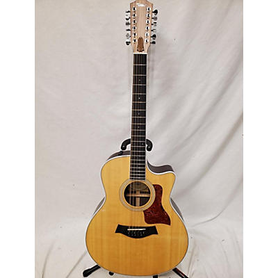 Taylor 456CE FLTD 12-String 12 String Acoustic Electric Guitar