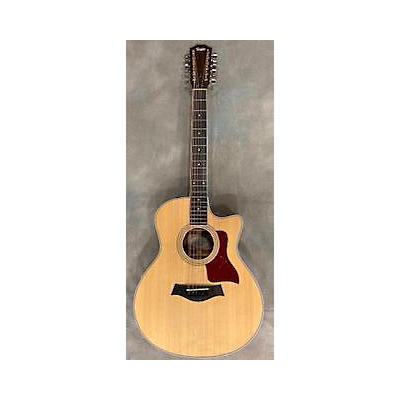 Taylor 456ce 12 String Acoustic Electric Guitar