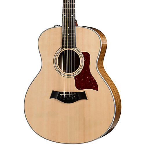 taylor 456e grand symphony 12 string acoustic electric guitar natural musician 39 s friend. Black Bedroom Furniture Sets. Home Design Ideas