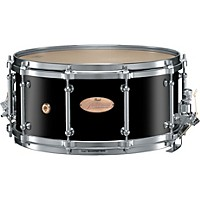 Pearl Philharmonic Snare Drum Concert Drums Piano Black 14 X 6.5 Inch