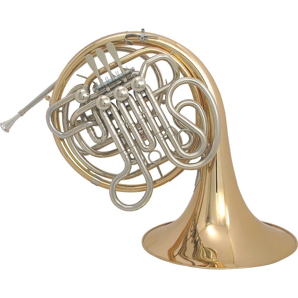 Holton Merker Matic Series Double French Horn H289 Detachable Bell
