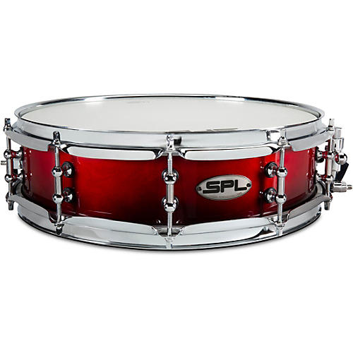 Sound Percussion Labs 468 Series Snare Drum 14 x 4 in. Scarlet Fade