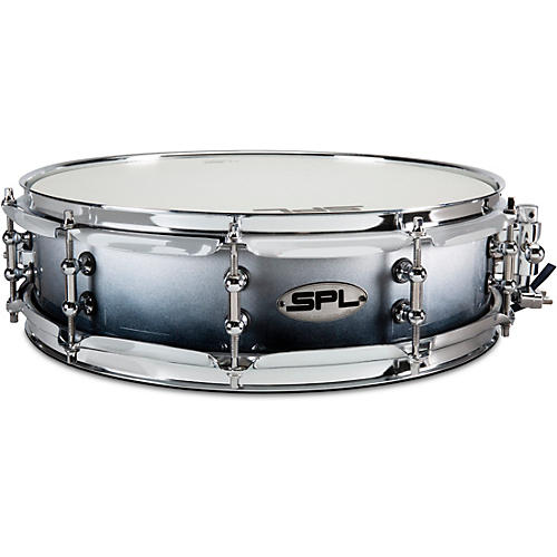 Sound Percussion Labs 468 Series Snare Drum 14 x 4 in. Silver Tone Fade