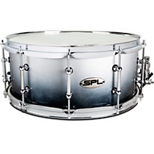 468 Series Snare Drum 14 x 6 in. Silver Tone Fade