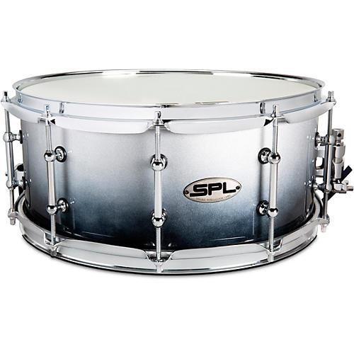 Sound Percussion Labs 468 Series Snare Drum 14 x 6 in. Silver Tone Fade