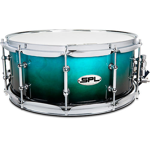 Sound Percussion Labs 468 Series Snare Drum 14 x 6 in. Turquoise Blue Fade