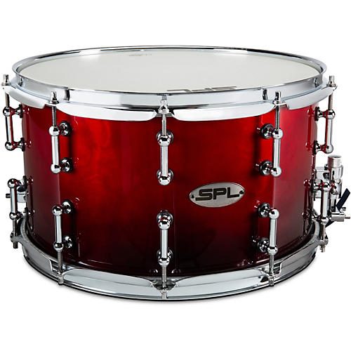 Sound Percussion Labs 468 Series Snare Drum 14 x 8 in. Scarlet Fade