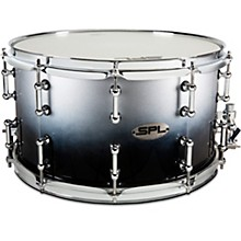 468 Series Snare Drum 14 x 8 in. Silver Tone Fade