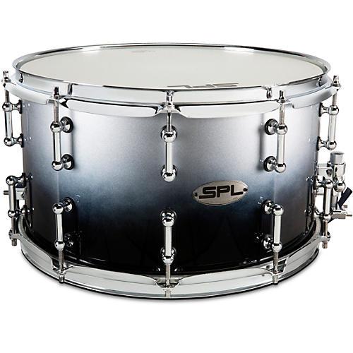 Sound Percussion Labs 468 Series Snare Drum 14 x 8 in. Silver Tone Fade