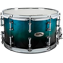 468 Series Snare Drum 14 x 8 in. Turquoise Blue Fade