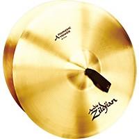 Zildjian A Symphonic Viennese Tone Crash Cymbal Pair 20 In.