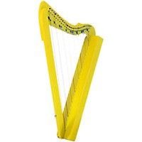 Rees Harps Flatsicle Harp Yellow
