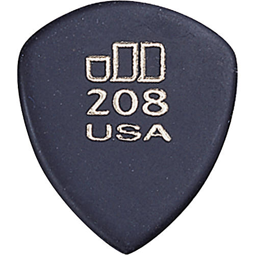 Dunlop 477R208 Jazztone Guitar Picks - Large Pointed