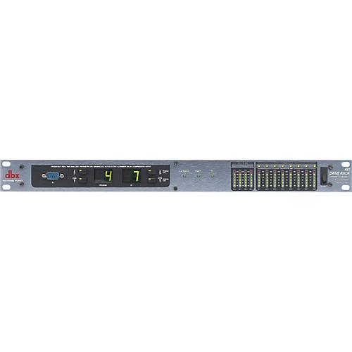 dbx 481 Loudspeaker Management System