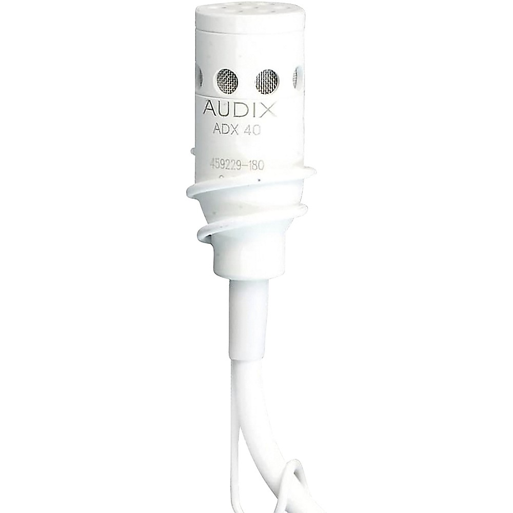 Microphones Recording And Live Performance Akg C519m Mic Saxophone The Miniature Audix Adx40 Condenser Microphone Is Designed To Hang Overhead For Applications Such As Group Vocals Choirs Theatrical Productions
