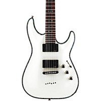 Schecter Guitar Research Hellraiser C-1 Electric Guitar White