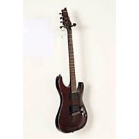 Used Schecter Guitar Research Hellraiser C-1 Electric Guitar Black Cherry 190839002167