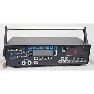Peterson 490ST TUNER Tuner