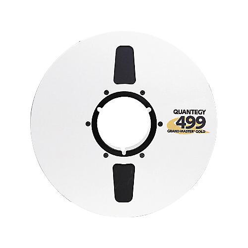 Quantegy 499 Gold 1/4 X 2500 Foot Reel