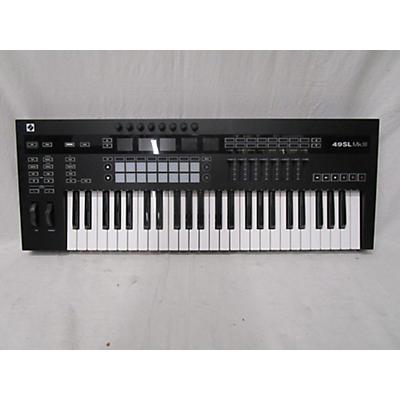 Novation 49SL MKIII MIDI Controller