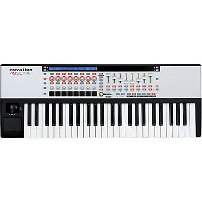 Novation 49SL MkII Keyboard Controller