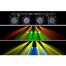 CHAUVET DJ 4BAR Flex LED Wash Light System with  DMX Capability