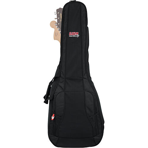 Gator 4G Series Acoustic/Electric Guitar Double Gig Bag