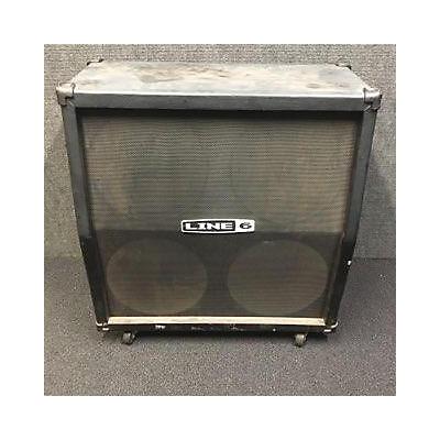 Line 6 4X10 Slant Guitar Cabinet