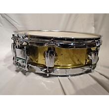 Premier 4X14 BRASS SNARE Drum