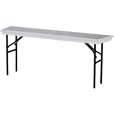 National Public Seating 4th level add-on for TransPort Tapered Choral Riser