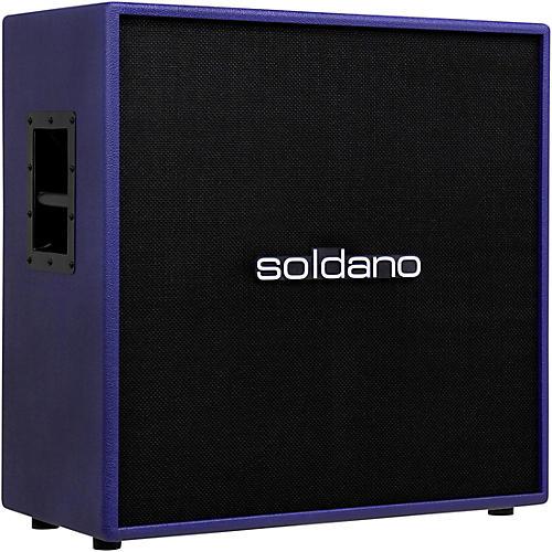 Soldano 4x12 Vintage 30 Cab Purple