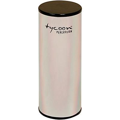"Tycoon Percussion 5"" Chrome Aluminum Shaker"