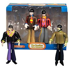 Kurt S. Adler 5-Inch Beatles 4-Piece Ornament Set